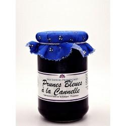 confiture prunes bleues à...