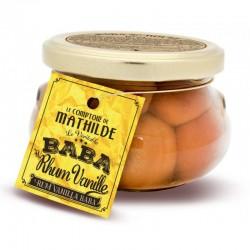 Baba rhum vanille 340 ml