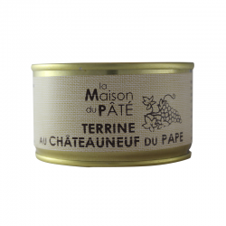terrine au Châteauneuf du...