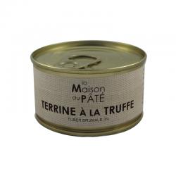 Terrine à la truffe -130 gr