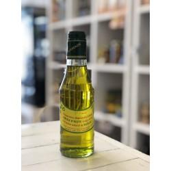 huile d'olive au basilic -...