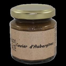 caviar d'aubergines 100grs
